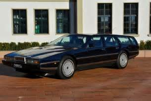Aston Martin Lagonda Aston Martin Lagonda Shooting Brake Is One Of A Offering