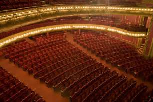 Cadillac Palace Theatre Seating Theatre Tours Broadway In Chicago