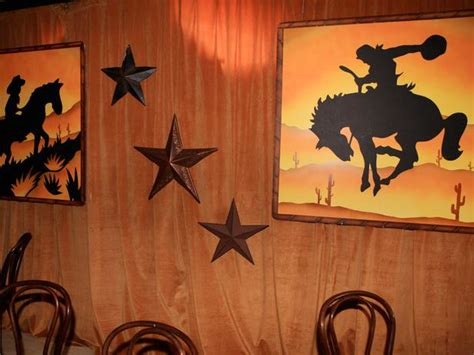 texas themed home decor a texas style bon voyage party entertaining ideas