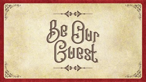 Be Our Guest by Be Our Guest Brunch And Teaching Series Vrbc