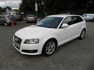 used 2009 audi a3 hatchback 1 9 tdie sport 5dr diesel for