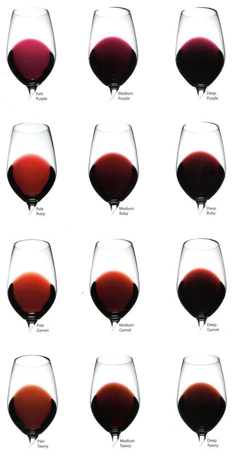 color tinto urbina vinos los colores vino