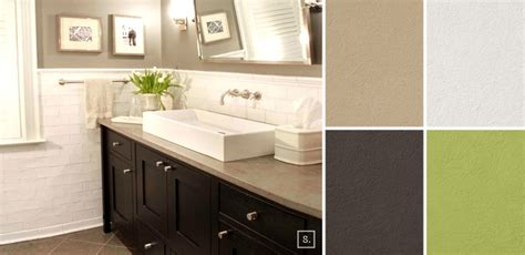 bathroom color palettes most popular paint colors for the bathroom selection