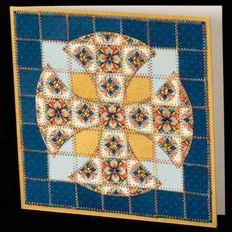 Celtic Cross Quilt Pattern by Pin By Wing On Diy Cards And Books