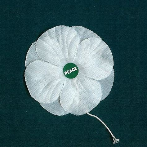 white poppy tumeke white poppy day