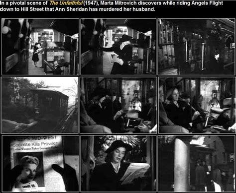 unfaithful film script the unfaithful 1947 toronto film society toronto