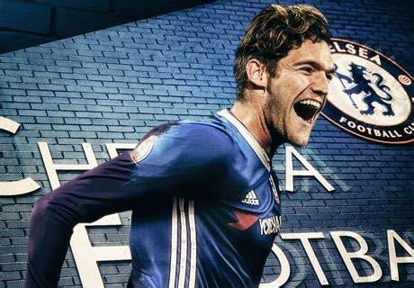 Jersey Bola Marcos Alonso 3 Chelsea Home 2017 2018 Grade Ori resmi marcos alonso milik chelsea goal
