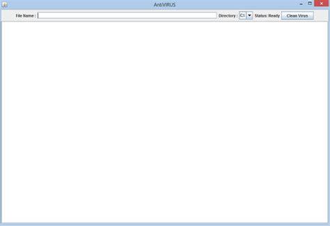 layout default java simple antivirus using multithreading free source code