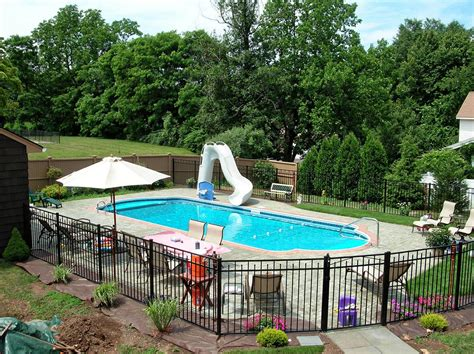 backyard pool fence ideas pool fence ideas for beauty privacy and safety homestylediary com