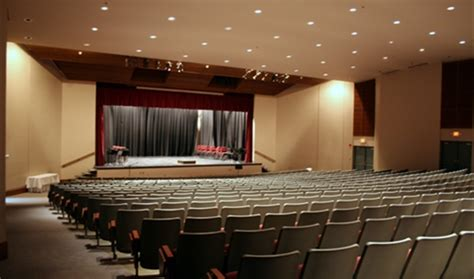 auditorium  shoreline shoreline conference center