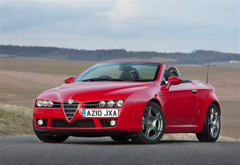 photos alfa romeo brera italia independent photo 9