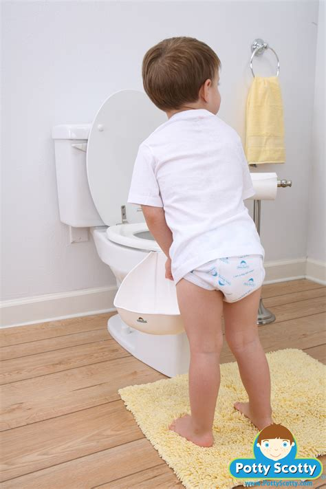 how should a be potty trained by potty boys newhairstylesformen2014