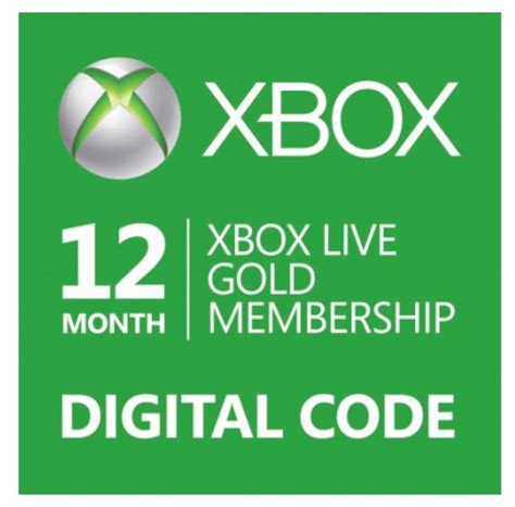 8 Reasons I Like Xbox Live by Cool Win 12 Month Xbox Live Gold Membership Ww 7 10