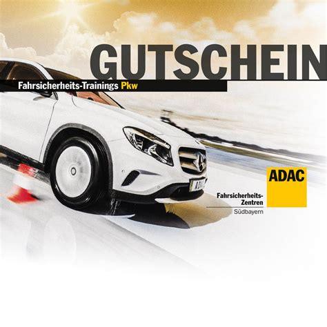 Verschenke Motorrad by Gutscheine F 252 R Adac Fahrsicherheitstraining Verschenken