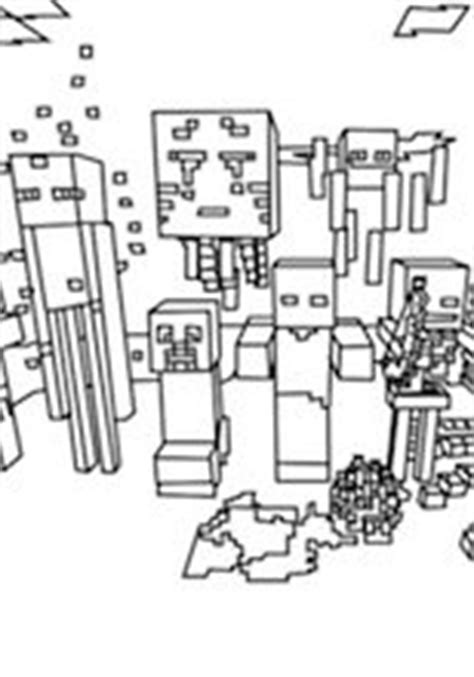minecraft guardian coloring page best minecraft coloring pages minecraftcoloringpages com