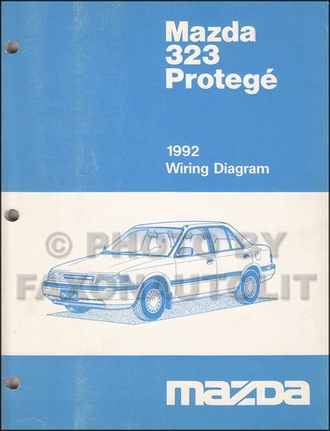 mazda 323 protege wiring diagram jeffdoedesign
