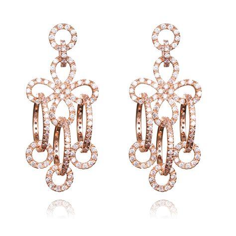 chandelier earrings uk ingenious gold chandelier earring