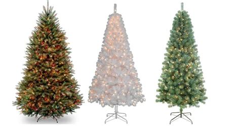 kohls christmas trees kohl s 50 trees more southern savers
