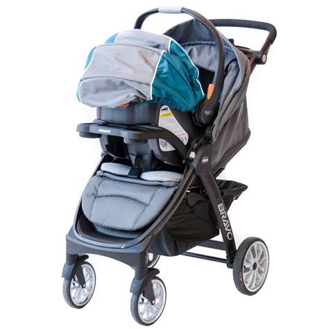Stroller Babyelle Bravo Ts503 1 chicco bravo le combo review babygearlab