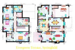 the simpsons house floor plan look inside tv houses see it love it do it