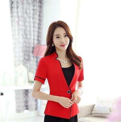 Setelan Pendek Sml Gap Merah buy grosir indah blazers from china indah blazers