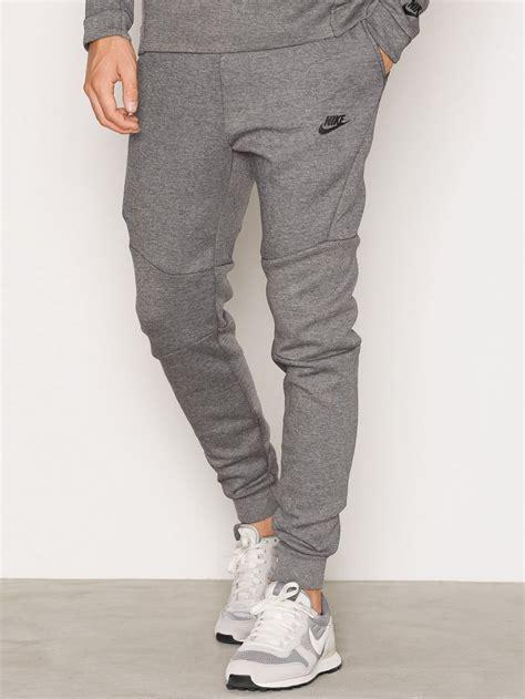 Celana Jogger Pant Nike Sweatpant Nike mens tech fleece jogger nike sportswear carbon black clothing nlyman
