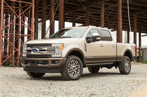ford   super duty king ranch long term update