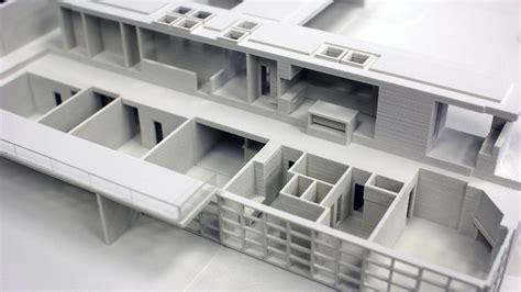 3d architectural design 3dprint com platt architecture take apart architectural model lgm