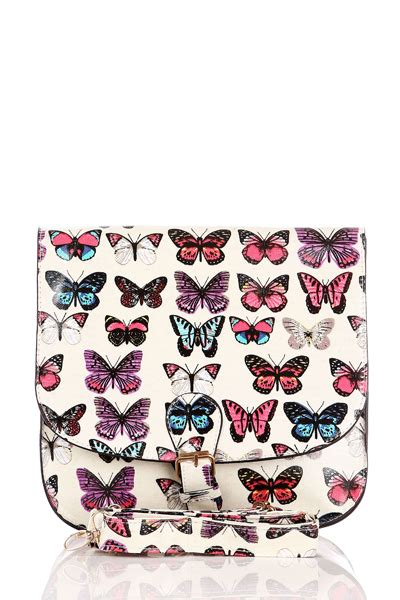 Butterfly Logo Bag apricot butterfly logo small satchel for and mums