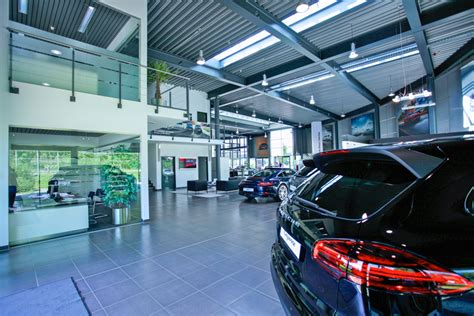Porsche Zentrum Ingolstadt by Porsche Zentrum Ingolstadt I Und N Bau Gmbh B 252 Ro F 252 R