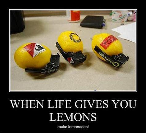 Top 10 Internet Memes - when life gives you lemons meme