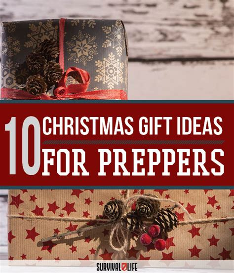 28 best christmas gifts for survivalists holiday gift