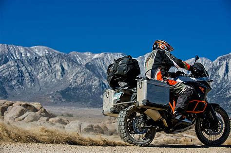 Ktm Adventure 1190 Top Speed 2014 Ktm 1190 Adventure R Review Top Speed