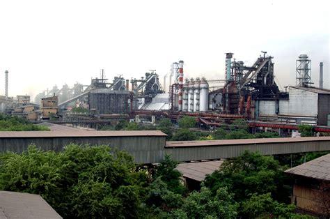 Steel Plant About Bhilai Steel Plant Sail