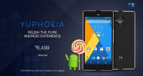 download themes for yu yuphoria yu now shipping yuphoria with stock android not cyanogen