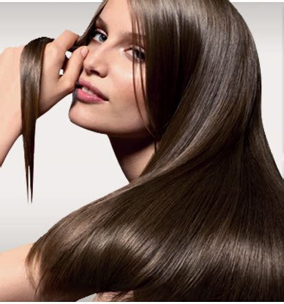 cara catok rambut secara alami cara meluruskan rambut secara alami
