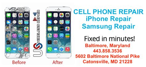 iphone ipad  cell phone repair ellicott city