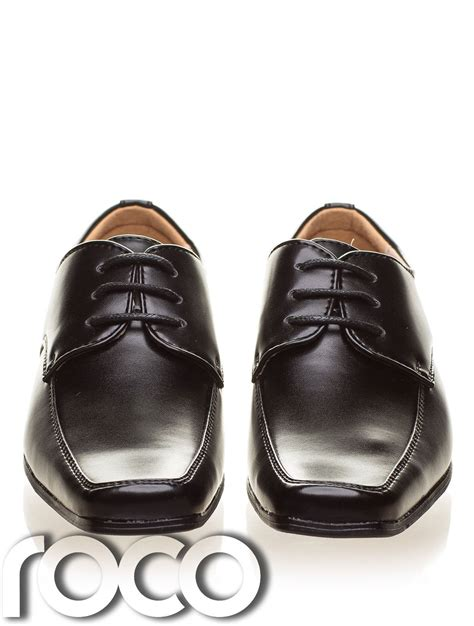 boys black shoes boys brown shoes prom shoes page boys
