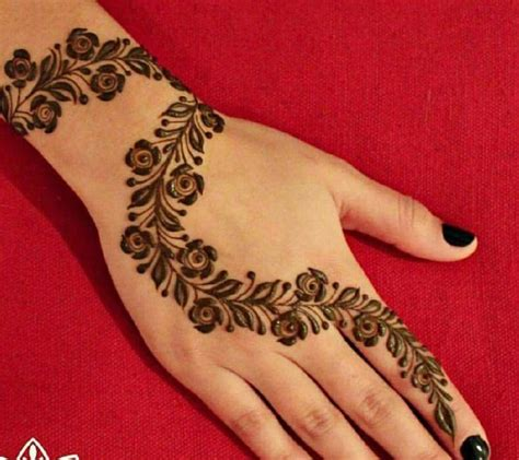 henna tattoo designs for hands step by step 51 easy simple mehndi designs for