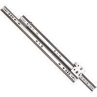 Kv 1300 Drawer Slides by Knape Vogt 1300p Zc 22 Steel Extension Drawer Slides 22