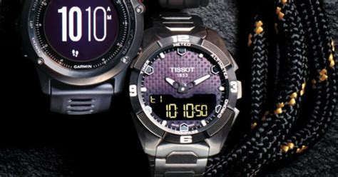 Tissot T Touch Expert Solar The Most Rugged Outdoor Rugged Outdoor Watches