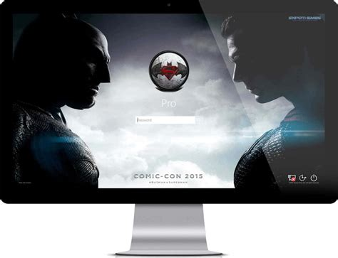 themes for windows 7 superman batman v superman windows 7 10 theme free download