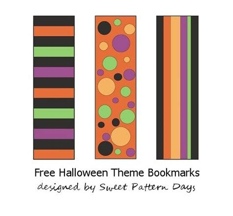 printable rocket bookmarks free printable bookmarks for halloween halloween