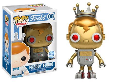Funko Pop Ko 4 Pilihan robot freddy funko pop vinyl pop freddy funko pop price guide