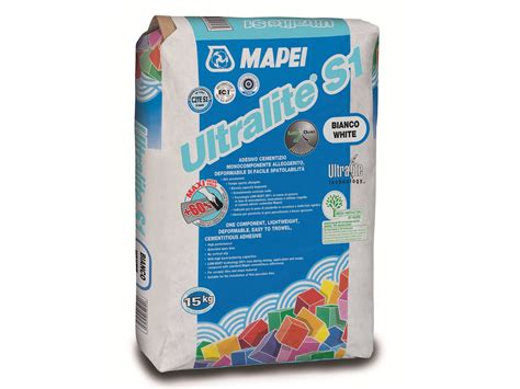 cement based glue ultralite s1 by mapei
