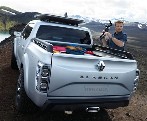 renault alaskan price renault alaskan concept previews global production pickup