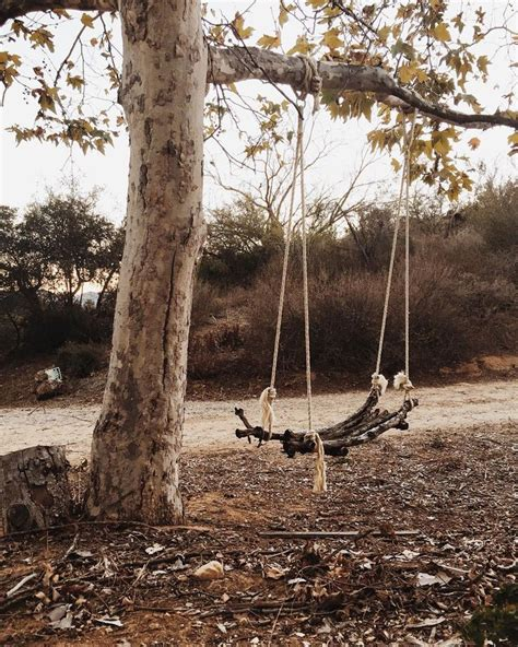 rustic swing 17 best images about swings outdoors and in on pinterest