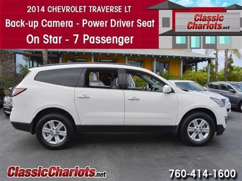 soldused suv    chevrolet traverse lt    camera  star