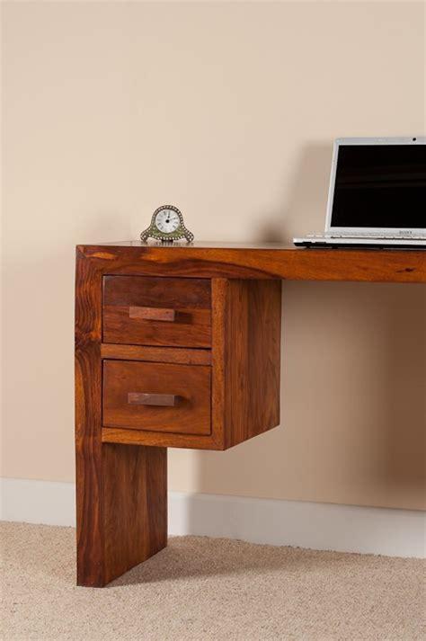 Sheesham Computer Desk Sheesham Desk Wood Computer Table Casa Home Office Furniture