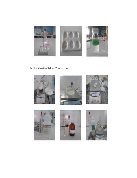 Pengantar Akuakulturpenebar Swadaya tugas akhir quot pembuatan sabun transparan dari vco quot